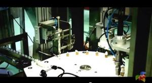 Chaîne automatisée de l'usine Flavour Art