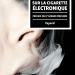 JF Etter auteur d'un livre sur la ecigarette poursuit de nombreuses études