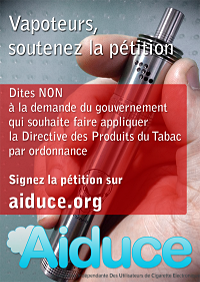 Dites NON, signez la pétition.
