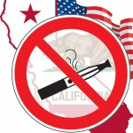 La Californie contre l'e-cigarette