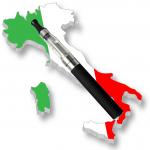 Italie e-cigarette