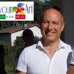Massimiliano Mancini, président de FlavourArt et de l'ANAFE