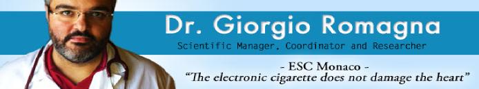 Le Docteur Romagna, un cardiologue s''intéressant à la cigarette électronique