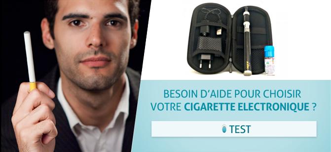 Besoin d'aide pour choisir votre cigarette électronique?