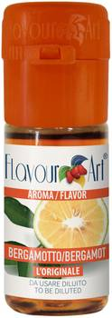 flacon d'arôme Bergamote Flavour Art pour pratique Do It Yourself
