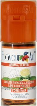 flacon d'arôme Citron Vert Limelicious Flavour Art pour pratique Do It Yourself