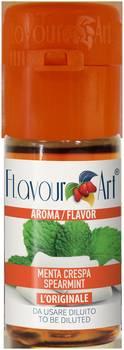 flacon d'arôme menthe blanche arôme menthe chlorophylle Flavour Art pour pratique Do It Yourself