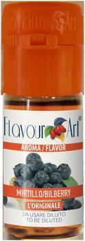 flacon d'arôme myrtille Flavour Art pour pratique Do It Yourself