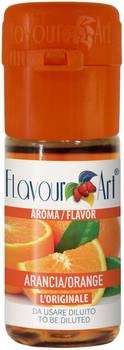 flacon d'arôme orange Flavour Art pour pratique Do It Yourself