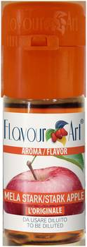 flacon d'arôme pomme Flavour Art pour pratique Do It Yourself
