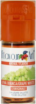 flacon d'arôme raisin blanc Flavour Art pour pratique Do It Yourself
