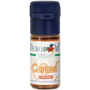 Carmel / Caramel - E-liquide Flavour Art