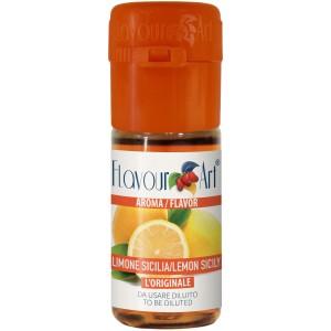 Citron de Sicile (arôme DIY FlavourArt)