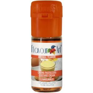 Custard / Crème patissière vanille citron (arôme DIY FlavourArt)