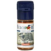 Desert Ship - E-liquide FlavourArt goût classique