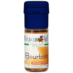 Bourbon (Vanille) - E-liquide FlavourArt